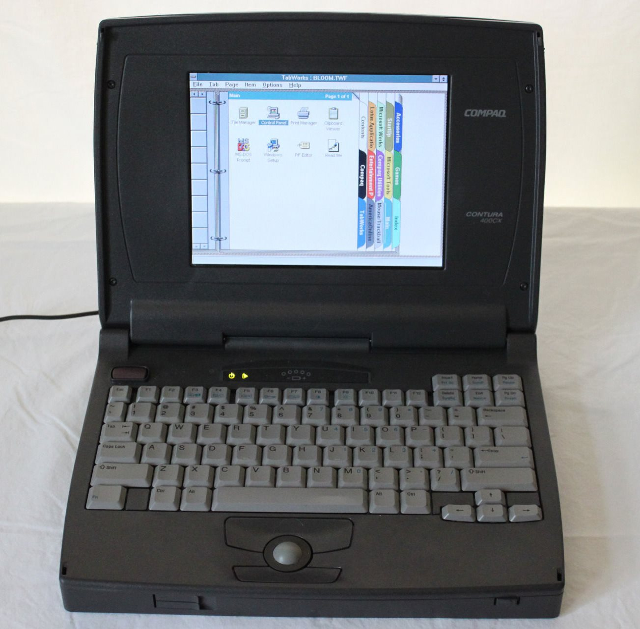Vintage Compaq 20