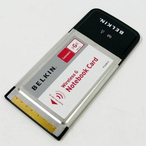 Belkin Wireless Card F5D vs Windwos 7 64bit Ultimate