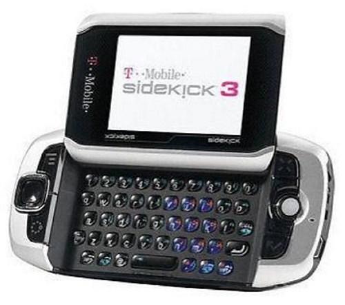 Sharp Sidekick 3 PV200 Triband GSM Camera QWERTY Cell ...